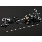 CopterX (CX450BA-01-30) Aluminum Alloy 3D Rotor Head Tail Upgrade Conversion Set for TREX 450