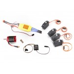 CopterX 500 Value Electronic Parts Package
