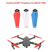DJI Mavic Pro Accessories Colorful 8330F Propellers (NOT DJI Brand)