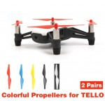 DJI / Ryze Tech Tello Accesssories 4pcs (2 pairs) Quick-Release Propellers Props