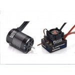 Hobbywing COMBO-MAX10-3652SL-3300KV EZRUN MAX10 60A ESC + EZRUN 3652 G2 3300KV Brushless Motor for 1/10 Car and Truck