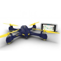 Hubsan H507A X4 Star Pro Waypoints FPV Brushless 720P HD Camera GPS Drone - APP version