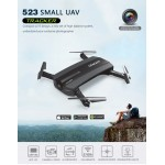 JXD 523 TRACKER SELFIE DRONE - Altitude Hold HD Camera WIFI Foldable Pocket  FPV RC Quadcopter
