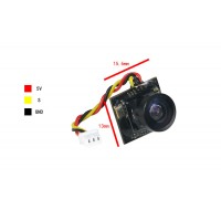 Kingkong Mini Camera 800TVL OV231 150° HD for ET100 ET115 ET125 RC FPV racing Drone