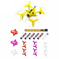 KINGKONG TINY7 Advanced Combo 75mm Micro FPV Quadcopter With 720 Brushed Motors Based on F3 Brush Flight Controller 800TVL