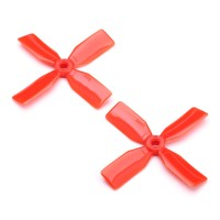20PCS (10 Pairs) Kingkong 3030 3x3x4 4-Blade Props Propellers for FPV Racing drone