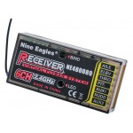 Nine Eagles (NE480089) Receiver Set