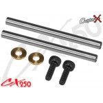 CopterX (CX250-01-10) Feathering Shaft