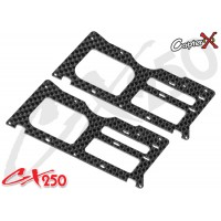 CopterX (CX250-03-02) Carbon Fiber Lower Main Frame