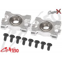 CopterX (CX250-03-07) Metal Main Shaft Locating Set