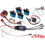 CopterX (CX250EPP-V3) 250 Flybar Electronic Parts Package V3