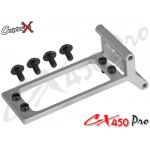 CopterX (CX450PRO-03-09) Metal Tail Servo Tray