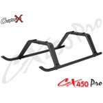 CopterX (CX450PRO-04-01) One Piece Landing Skid