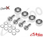 CopterX (CX500-01-56) CX500 4-Blades Bearing Set for Radius Arm