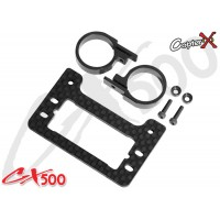 CopterX (CX500-07-03) Metal Rudder Servo Mount