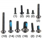 WALKERA (HM-RUNNER-250(R)-Z-08) Screw Set