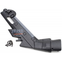 Nine Eagles (NE400307) Tail Set (Right, Black)