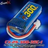CopterX (CX-2S-300-35C-1) 7.4V 35C 300mAh Li-Polymer Battery for E-flite Blade 130 X