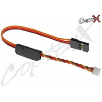 CopterX (CX-SAT-SP) Spektrum Satellite Receiver Cable for CX-3X2000