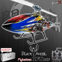 CopterX CX450 Black Angel DFC Flybarless 2.4GHz RTF