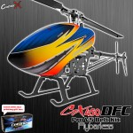 CopterX CX 450PRO V5 DFC Flybarless Belt Version Kit