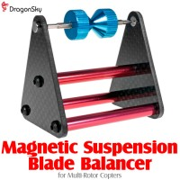DragonSky (DS-BB-MULTI) Magnetic Suspension Blade Balancer for Multi-Rotor Copters