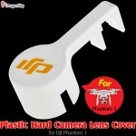 DragonSky Plastic Hard Camera Lens Cover for Phantom 3