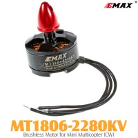 EMAX (MT1806-2280KV) Brushless Motor for Mini Multicopter (CW)