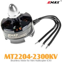 EMAX (MT2204-2300KV) Brushless Motor for Mini Multicopter (CW)