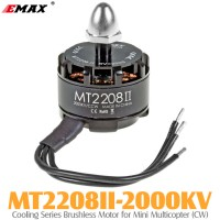 EMAX (MT2208II-2000KV) Cooling Series Brushless Motor for Mini Multicopter (CW)