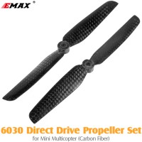 EMAX 6030 Direct Drive Propeller Set for Mini Multicopter (Carbon Fiber)