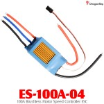 DragonSky (ES-100A-04) 100A Brushless Motor Speed Controller ESC