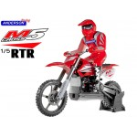 Anderson Racing (M5-RTR) M5 Cross 1/5th Scale Electric Motorcross Ready to Run