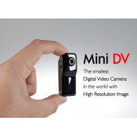 MD80 (MD80-DV) Mini SD Digital Video Recorder