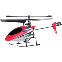 Nine Eagles (NE-30226024024) 4CH SOAR PRO V1 (SOLO PRO V-260A) Micro Helicopter without transmitter (red) - 2.4GHz