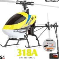 Nine Eagles Solo Pro 180 with General Link ARTF (Yellow)