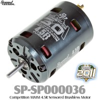 Speed Passion (SP-SP000036) Competition MMM 4.5R Sensored Brushless Motor