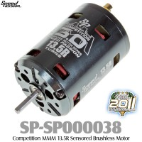Speed Passion (SP-SP000038) Competition MMM 13.5R Sensored Brushless Motor