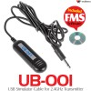 Walkera (UB-001) USB Simulator Cable for 2.4GHz Transmitter