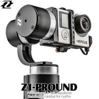 ZhiYun Z1-Pround Professional 3-Axis Handheld Stabilizing Gimbal for GoPro