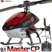 WALKERA Master CP 3D Helicopter with DEVO 7,8S,10 or 12S Transmitter RTF - 2.4GHz
