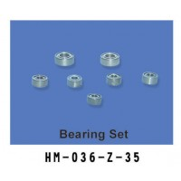 Walkera (HM-036-Z-35) Bearing Set