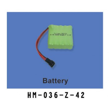 Walkera (HM-036-Z-42) BatteryWalkera 36-Z Parts