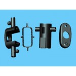 Skyartec (WH3N-031) Rotor pitch shifter set-Pitch frame/Compensator/Mid-connector sliding sheath