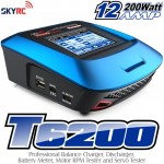 SKYRC (SK-T6200) T6200 Professional Balance Charger, Discharger, Battery Meter, Motor RPM Tester and Servo Tester