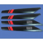 Walkera (HM-LM400D-Z-01R) Main Rotor Blades (Red)