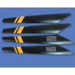 Walkera (HM-LM400D-Z-01Y) Main Rotor Blades (Yellow)