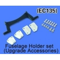 Walkera (HM-LM400D-Z-37) EC135 Fuselage Fixing Set (Upgrade Set)