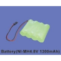 Walkera (HM-083(2801)-Z-52) NiMH Battery (4.8V 1300mAh)