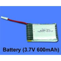 Walkera (HM-4G6-Z-37) Li-po Battery (3.7V 600mAh)